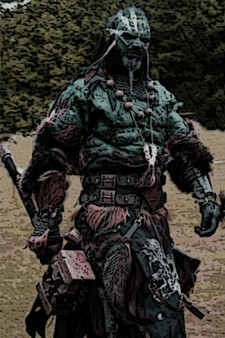 The Orc Barbarian, Lewis' Followers #1