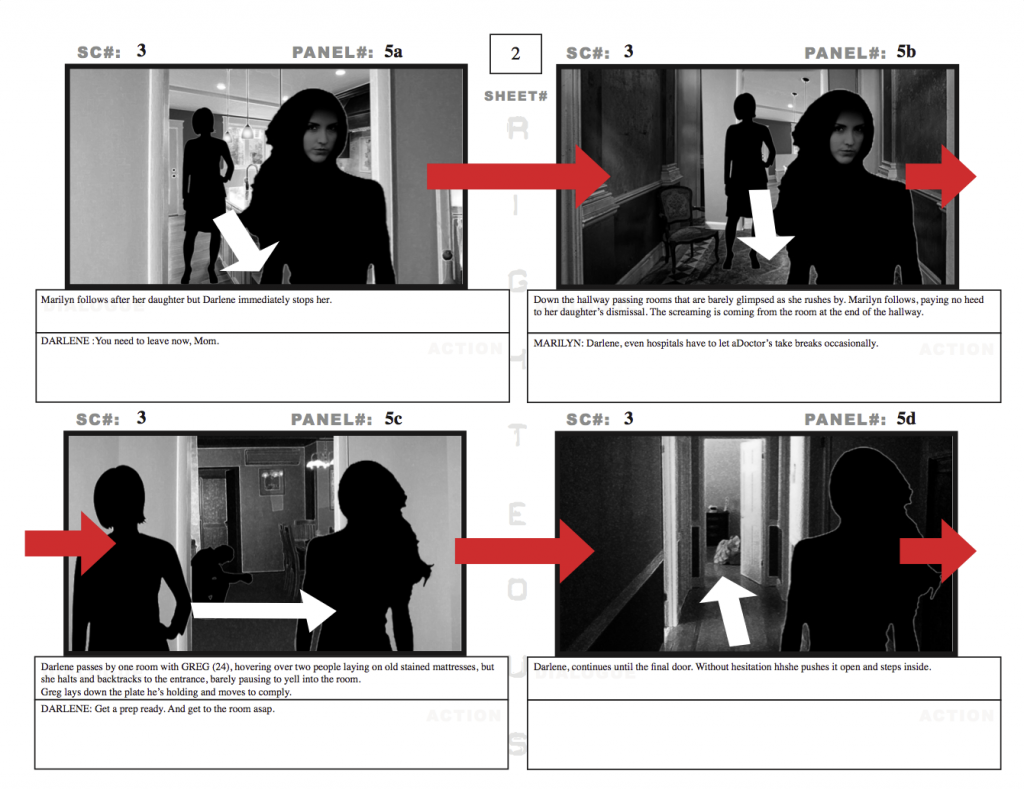 Righteous Storyboard 2